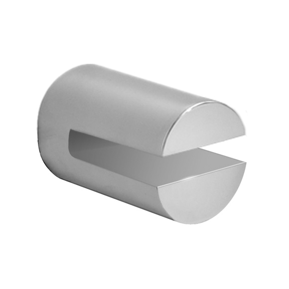 Herzbach Aurel set of brackets for 6 mm glass shelf