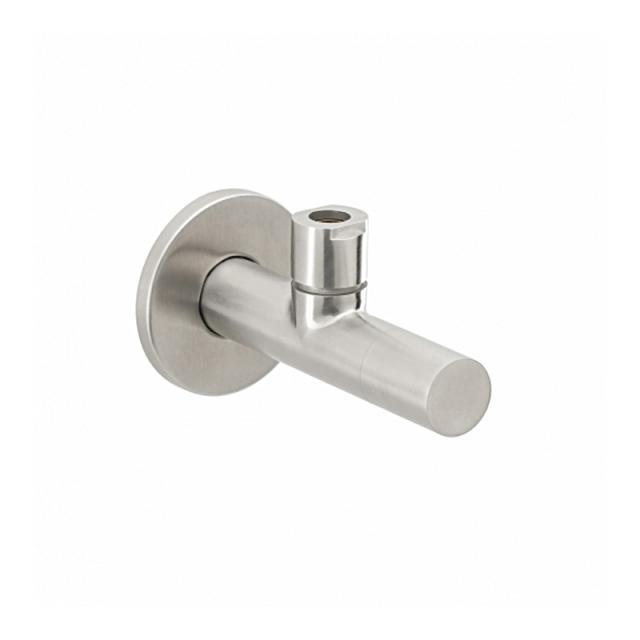 """Herzbach Design iX angle valve 1/2"""" x 3/8"""""""