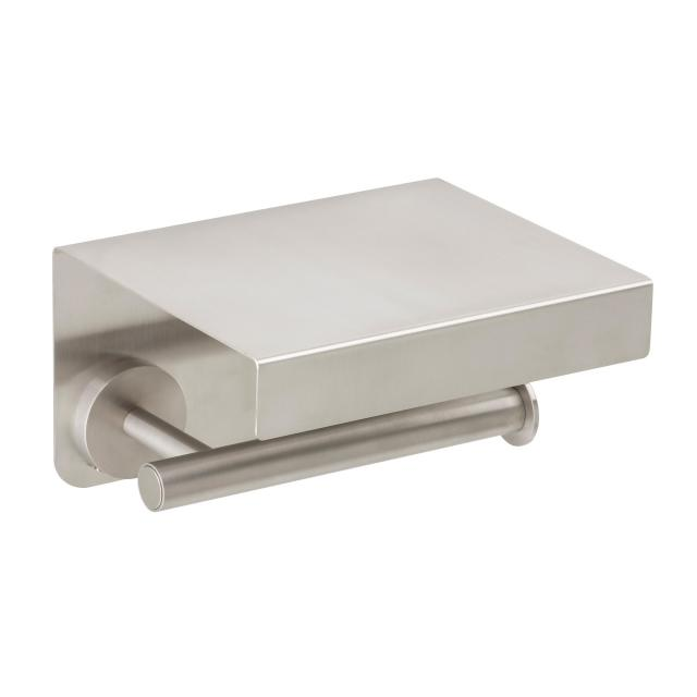 Herzbach Design iX toilet roll holder with cover
