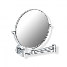Hewi wall-mounted beauty mirror with 3x magnification