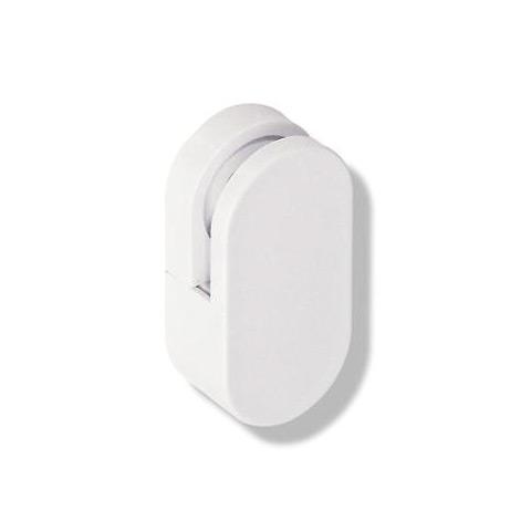 Hewi Series 477 mirror bracket pure white