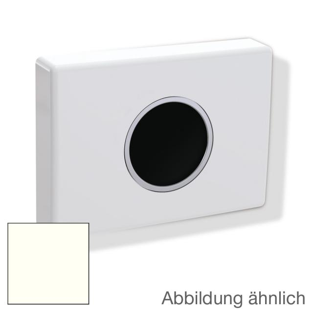 Hewi Universal sanitary bag dispenser pure white