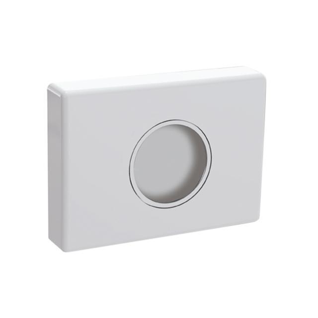 Hewi System 800 K sanitary bag dispenser signal white