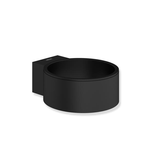 Hewi System 900 holder for hairdryer matt black