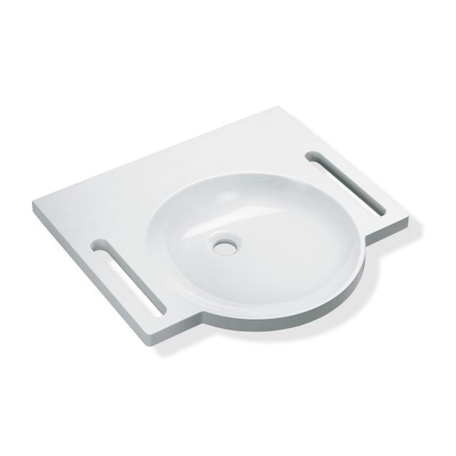 Hewi Universal washbasin without tap hole