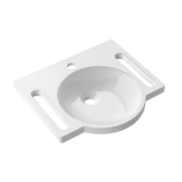 Hewi washbasin with 1 tap hole