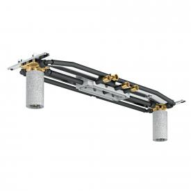 AXOR installation unit for ShowerHeaven 1200 x 300 mm 4jet overhead shower