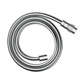 AXOR ShowerSolutions shower hose with volume control chrome 1.60 m