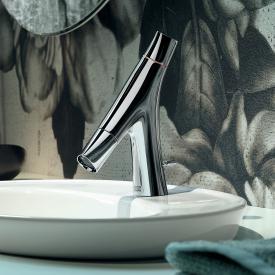 AXOR Starck Organic two lever basin mixer 50, for hand washbasin chrom
