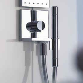 "AXOR Starck ShowerCollection trim set hand shower module 1/2"" chrome"