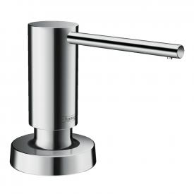 Hansgrohe A51 washing-up liquid & lotion dispenser, round chrome