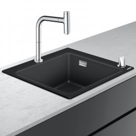 Hansgrohe C51 sink combination 450 Select