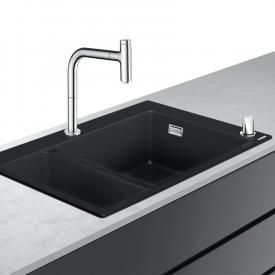 Hansgrohe C51 sink combination 180/450 Select