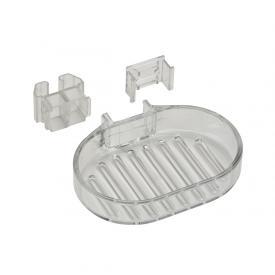 Hansgrohe Cassetta soap dish for Unica'E/F shower rail