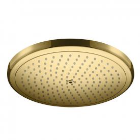 Hansgrohe Croma Air 1jet overhead shower gold