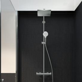 Hansgrohe Crometta E 240 1jet Showerpipe, EcoSmart chrome