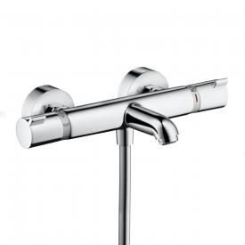 Hansgrohe Ecostat Comfort exposed bath thermostat chrome