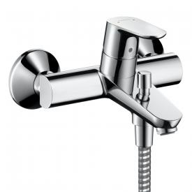 Hansgrohe Focus exposed, single lever bath mixer