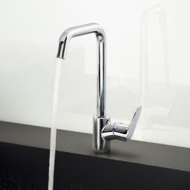 Hansgrohe Focus single lever kitchen mixer chrome