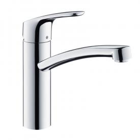 Hansgrohe Focus single lever kitchen mixer for vented hot water cylinders