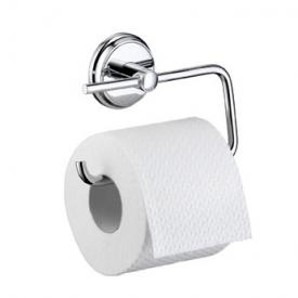 Hansgrohe Logis Classic toilet roll holder chrome