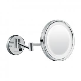 Hansgrohe Logis Universal LED shaving and beauty mirror