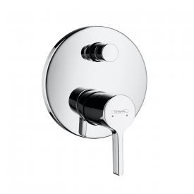 Hansgrohe Metris S single lever bath mixer