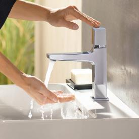 Hansgrohe Metropol Select single lever basin mixer 110, with waste set
