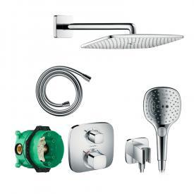 Hansgrohe Raindance E & Ecostart E, shower system