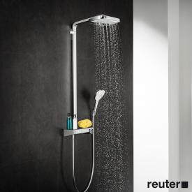 Hansgrohe Raindance Select E 300 3jet ShowerTablet Showerpipe chrome