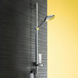 Hansgrohe Raindance Select S 150 3jet hand shower/ Unica'S Puro shower rail set chrome