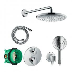 Hansgrohe Raindance Select S & Ecostat S, shower system