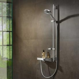 Hansgrohe Raindance Select S shower set 120 3jet PowderRain with shower rail 90 cm