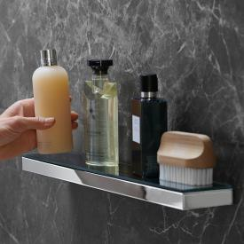 Hansgrohe Rainfinity shelf chrome