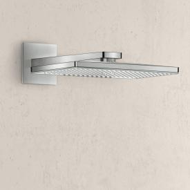 Hansgrohe Rainmaker Select 460 2jet overhead shower with shower arm white/chrome