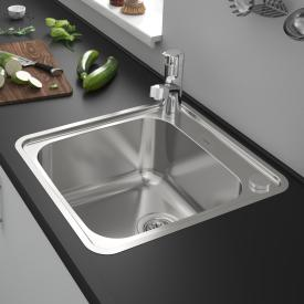 Hansgrohe S41 built-in sink 400/400