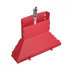 Hansgrohe Secuflex deck-mounted bath set chrome