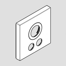 Hansgrohe ShowerSelect escutcheon for mixed-up connections