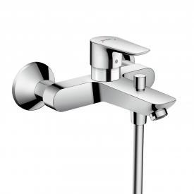 Hansgrohe Talis E exposed single lever bath mixer chrome