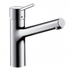 Hansgrohe Talis M52 single lever kitchen mixer chrome