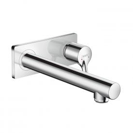 Hansgrohe Talis S concealed single lever basin mixer projection: 225 mm