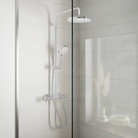 Hansgrohe Vernis Blend 200 1jet Showerpipe with shower thermostat chrome