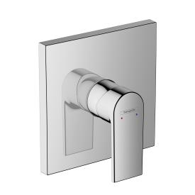 Hansgrohe Vernis Shape concealed, single lever shower mixer chrome