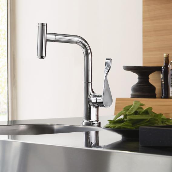 AXOR Citterio Select single lever kitchen mixer chrome