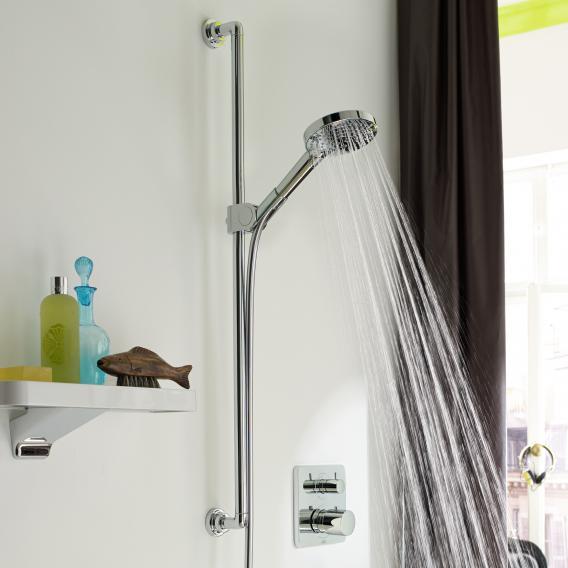 AXOR Citterio shower set with Raindance Select 120 3jet hand shower