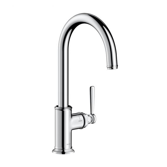 AXOR Montreux single lever kitchen mixer chrome