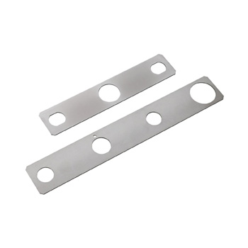 AXOR mounting plate for deck-mounted fixtures with plate