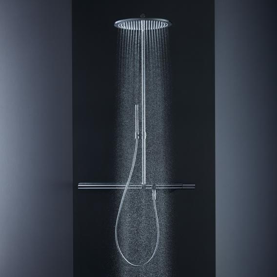 AXOR ShowerSolutions showerpipe 800 chrome
