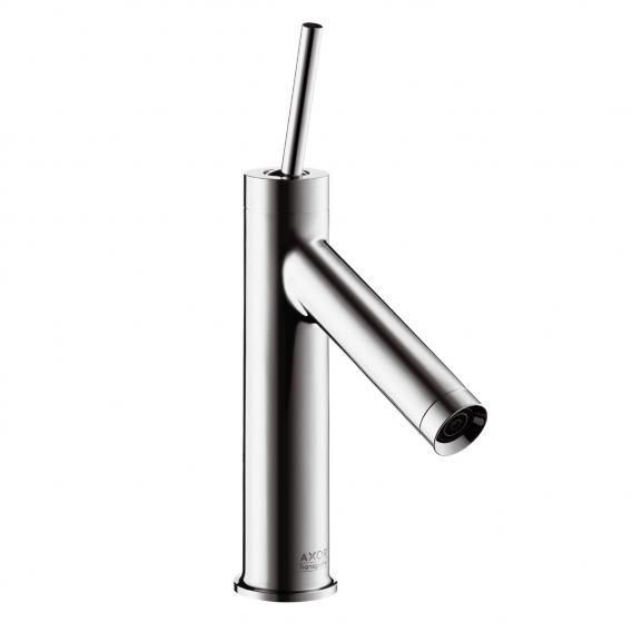 AXOR Starck single lever basin mixer 90 with non-closing waste valve