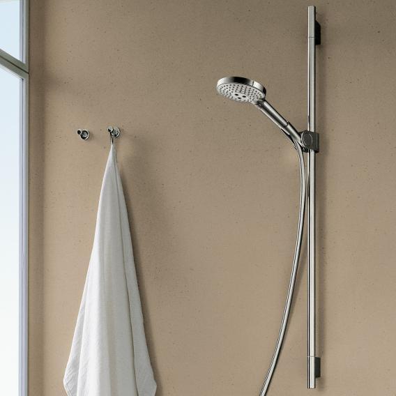 AXOR Uno shower set with AXOR 120 3jet hand shower chrome